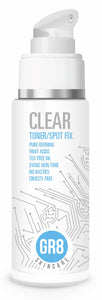 CLEAR: Toner/Spot Fix