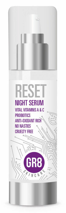 RESET: Rebooting Night Serum