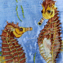 Load image into Gallery viewer, Seahorse Silk Bag