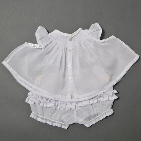 Girl's Summer Baptismal Gown