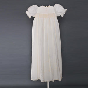 Girl's Baptismal Gown