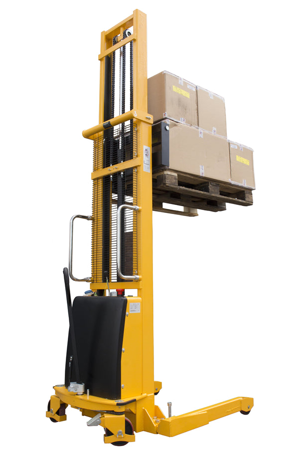 Walkie-Stacker, Basic Types & Application Guidelines