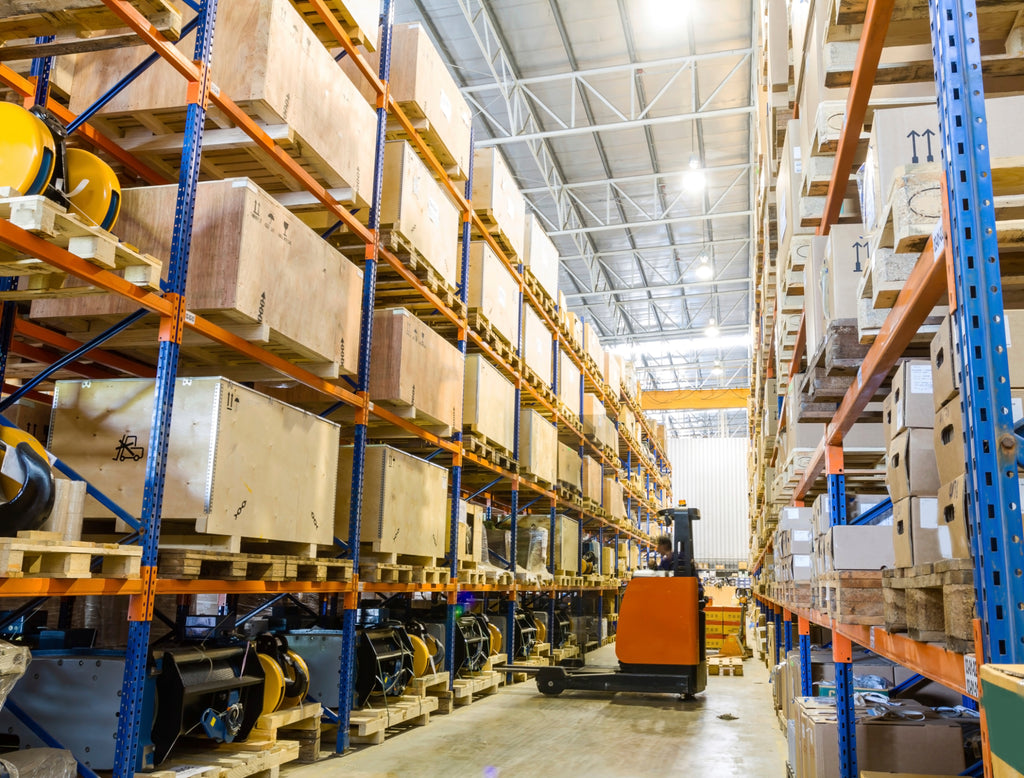 Top Strategies for Boosting Warehouse Productivity