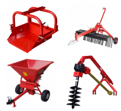 Construction and Agriculture Equipment