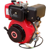 10HP Diesel Engine with Electric Start | QualityJack