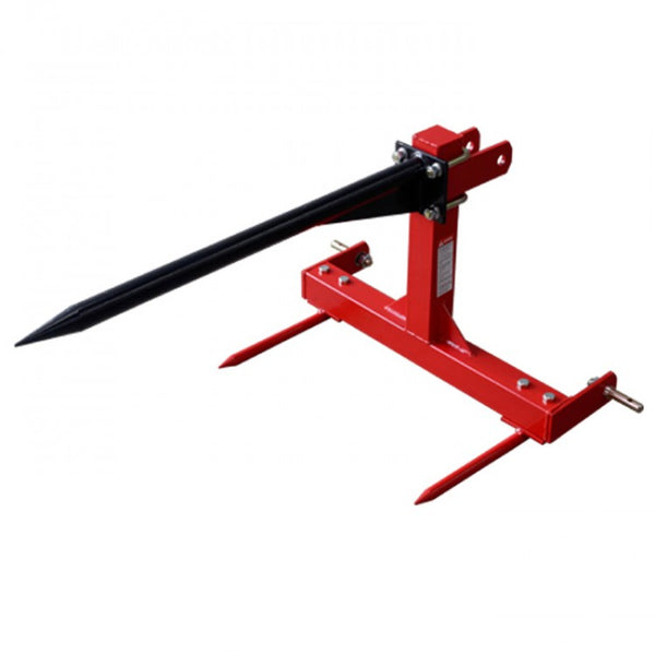 675KG Bale Spear Hay 3 Point Linkage | QualityJack