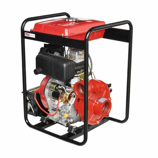 "10HP Diesel Engine 3"" Hi Lift Cast Iron Water Pump with Electric Start 