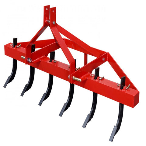 1800mm Six Tine Ripper 3 Point linkage for Tractor | QualityJack