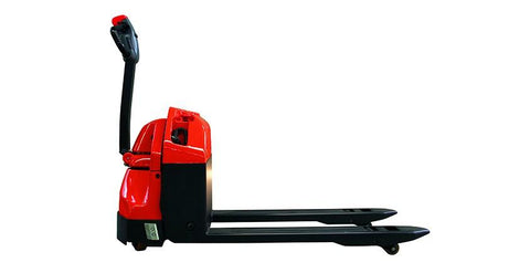 Fully Electric Pallet Jack Truck Capacity 1.5T | QualityJack