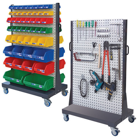 Louvre & Square Hole Panel Trolleys | QualityJack
