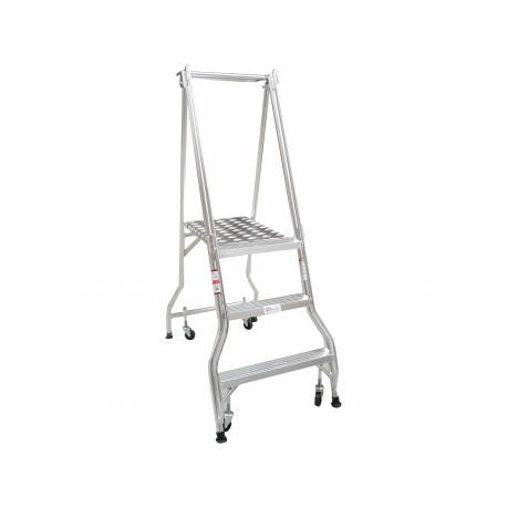 2 Step Monstar Platform Ladder 570mm Monstar2 | SkyJacks