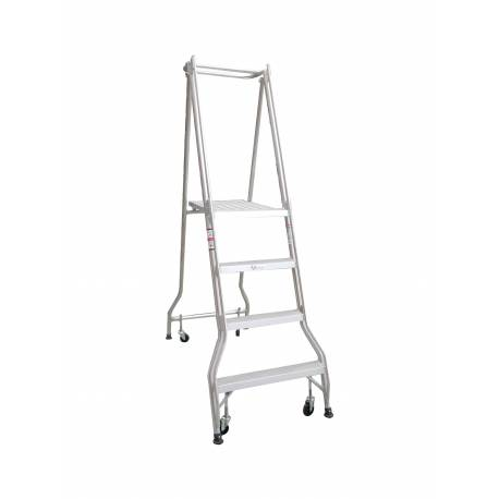 3 Step Monstar Platform Ladder 850mm Monstar3 | QualityJack