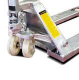 2T Galvanised Pallet Jack Truck 685mm wide | SkyJacks