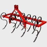 "5ft (1500mm) ""S"" Tine Cultivator 