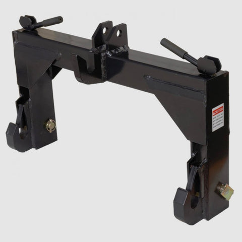 3 Point Linkage Quick Hitch Category 3 suits tractors to 120hp | QualityJack