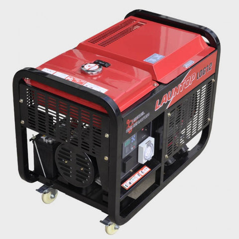 10KW Single Phase Standby Diesel Generator | QualityJack