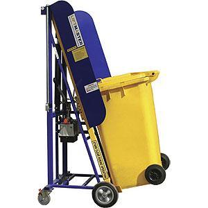 Manual Wheelie Bin Lifter Capacity 100kg Lifting 1500mm | SkyJacks