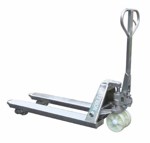 2T Stainless Steel Pallet Jack Truck 685mm wide - Quality Jack