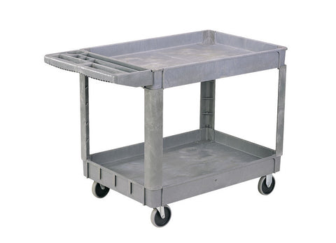 Heavy Duty Plastic Stock Picking Trolley | SkyJacks