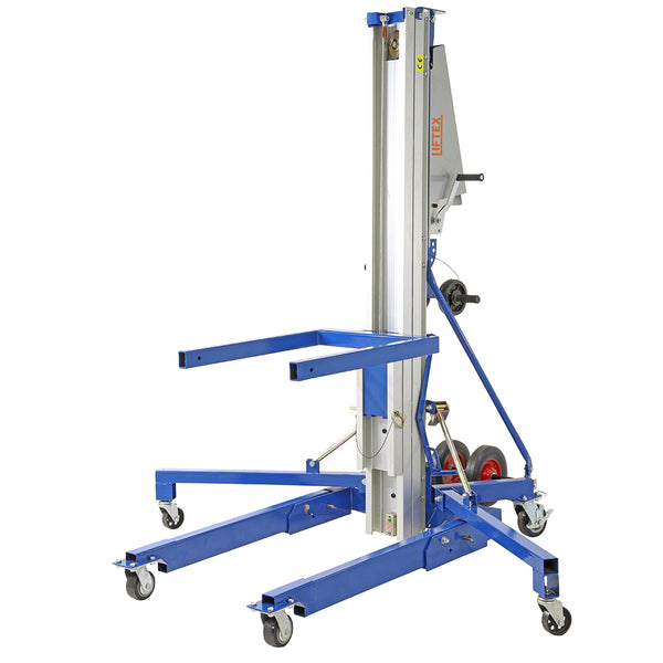 250Kg Aluminium Lifter 5000mm lift height