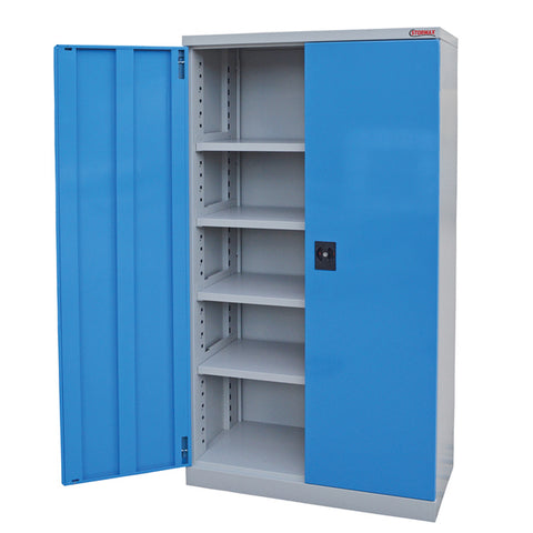 Full Height Industrial Storage Cabinet | QualityJack