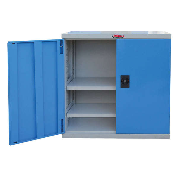 Half Height Industrial Storage Cabinet & Drawer Unit | QualityJack