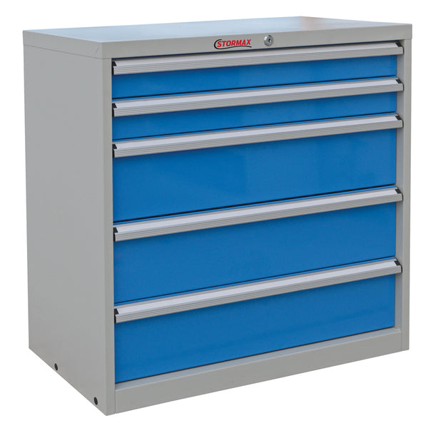 5 Drawer Industrial Tool Cabinet | QualityJack