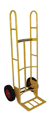 Super Mover Hand Truck 260mm Pneumatic Wheels | QualityJack