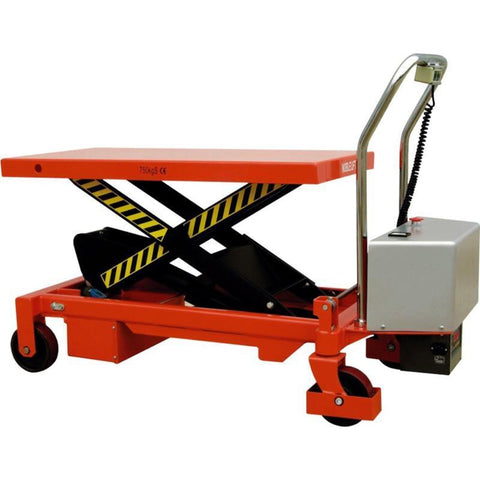 Electric Scissor Lift Table Lifter Capacity 500kg - Quality Jack