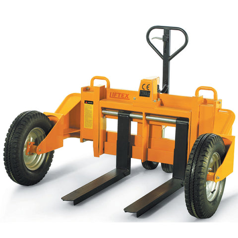 Rough Terrain Pallet Truck Capacity 1250kg Fork Length 860mm | SkyJacks