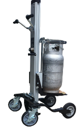 Gas Trolley Lifter Lifting Capacity 100kg | QualityJack