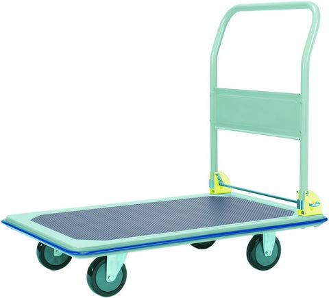 Foldable Industrial Platform Trolley  Capacity 300Kg | QualityJack