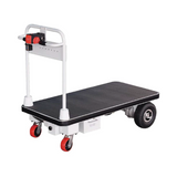 Fully Electric Powered Flatbed Trolley Cart 500Kg | SkyJacks