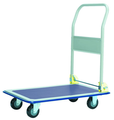 Platform Trolley Folding Handle Vinyl Top745 x 485 mm | SkyJacks