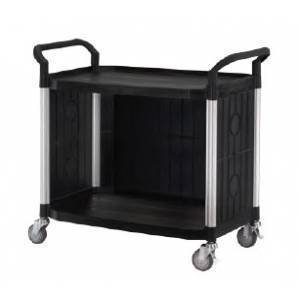 Double Deck Service Cart Trolley Capacity 250Kg | SkyJacks