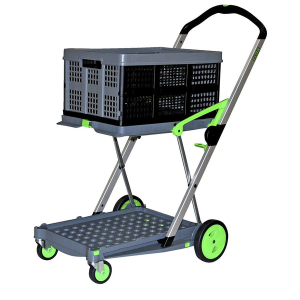 Clax Smart Mobile Folding Cart | SkyJacks
