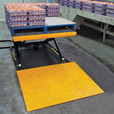 Low Profile Electric Pallet Lift Tables 2000kg capacity | QualityJack