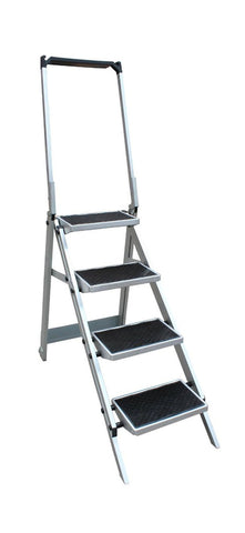 4 Step Little Monstar Compact Step Ladder 910mm | SkyJacks