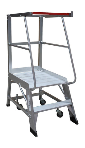 2 Step Monstar Order Picker Ladder 565mm high - Quality Jack