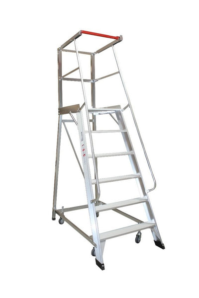 6 Step Monstar Order Picker Ladder 1665mm High | SkyJacks