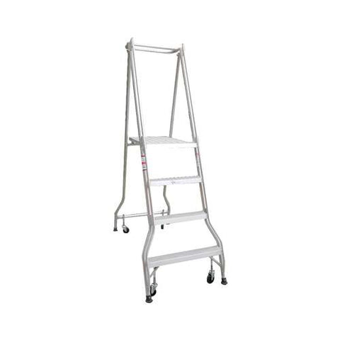 4 Step Monstar Platform Ladder 1130mm | SkyJacks