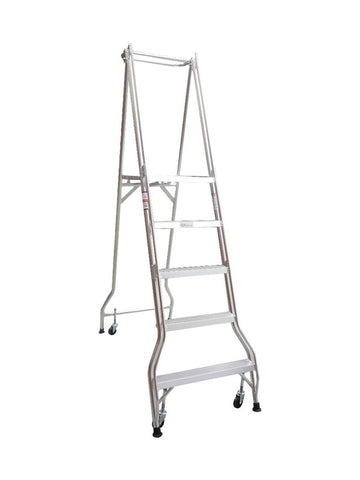 5 Step Monstar Platform Ladder 1410mm | QualityJack