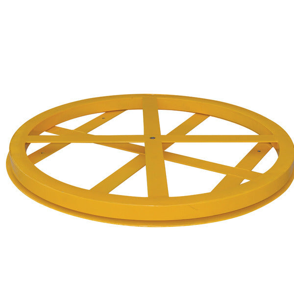 Pallet Rotator Ring Turntable | SkyJacks