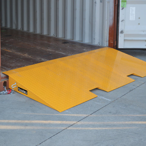 5.5Tonne Capacity Container Ramp | QualityJack