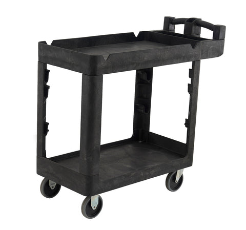 Bitbar 2 Shelf Utility Cart Trolley | SkyJacks
