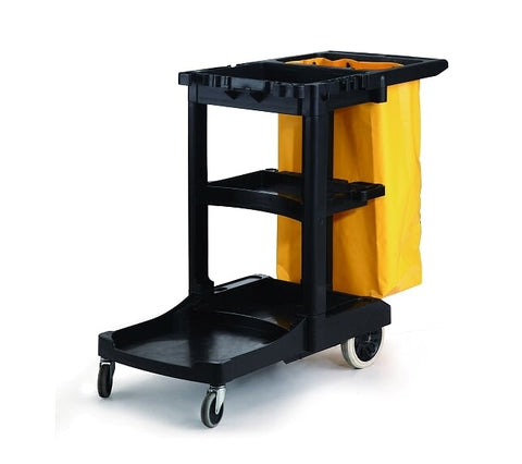GRANDMAID Cleaning Cart Trolley | SkyJacks