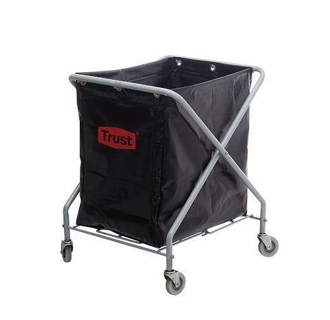 X Type Linen Cart Trolley | SkyJacks