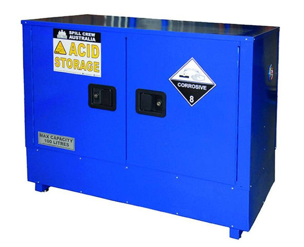 100L Class 8 Corrosive Substances Safety Cabinet | QualityJack