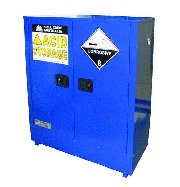 160L Class 8 Corrosive Substances Safety Cabinet | QualityJack