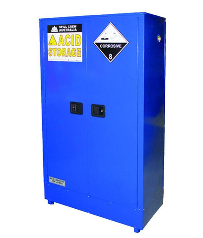 250L Class 8 Corrosive Substances Safety Cabinet | QualityJack